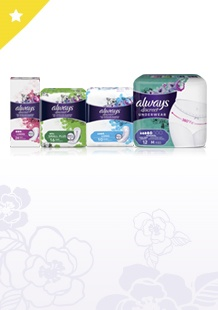 Try Incontinence Products