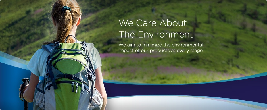 We Care About The Environment