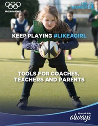 Help Keep Girls in Sport