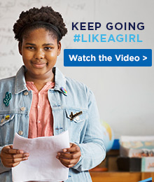 What does it mean to do things #LikeAGirl?