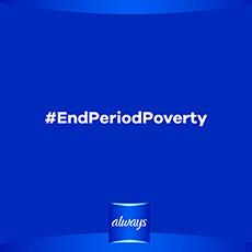 Always #EndPeriodPoverty