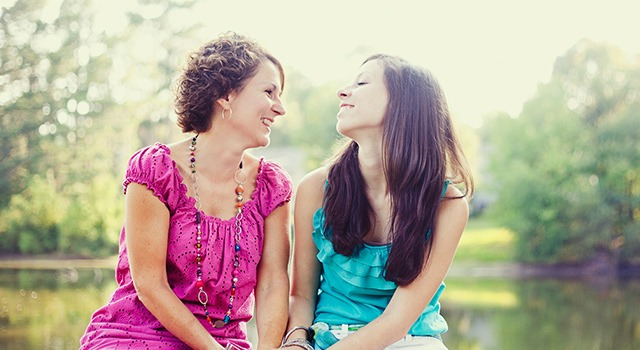 Helping your daughter with emotional changes