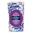 Always Spring Blossom Wipes