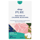 Always Pure and Clean Ultra Thin Long Super