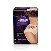 ALWAYS DISCREET Boutique XL 9
