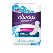 Long Maximum Incontinence Pads
