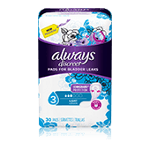Regular Ultra Thin Incontinence Liners
