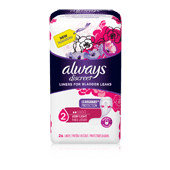 Regular Very Light Incontinence Liners