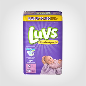 Luvs Baby Diapers | Shop Products - Luvs Diapers