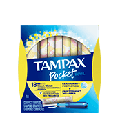 Tampax Pocket Pearl