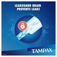 Tampax Pearl Active Duo Light Regular Smooth Removal