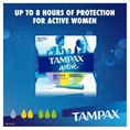Tampax Pearl Active Triple  MotionFit Protection