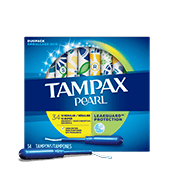 Tampax Pearl Duo-pack