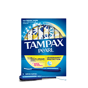 Tampax Pearl Regular Scented