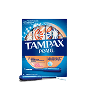 Tampax Pearl Super Plus Fresh Scent