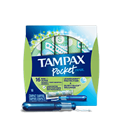 Tampax Pocket Pearl Super