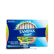 Tampax Pocket Pearl Duo-pack