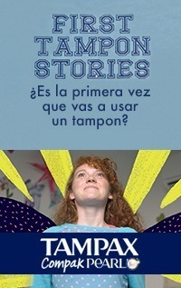 First Tampon Stories