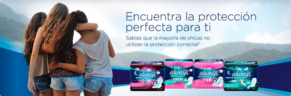 Products Banner Always