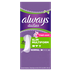 ALWAYS Liners Slim Multiform Fresh Scent Normal
