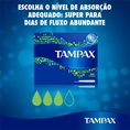 TAMPAX Classi Super tampoes menstruacao