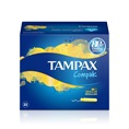 TAMPAX Compak Regular 22ct